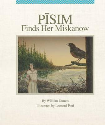 Piisim Finds Her Miskanow Book Cover