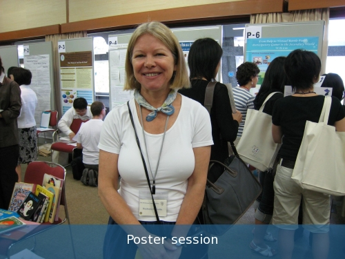 2007 IRSCL Congress Poster Session